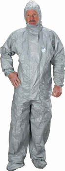 Coverall Tychem F
